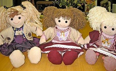 авторская сувенирная кукла Коллекции ремёсел Королев
