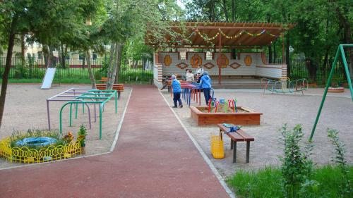Дорожки в детском саду своими руками фото