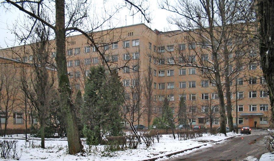 Прием уролога в краевой больнице