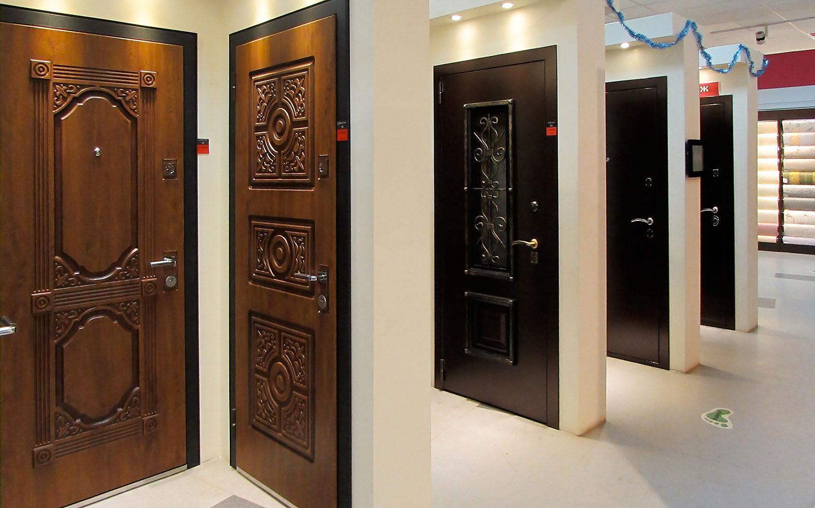 Двери входные металлические в Химках