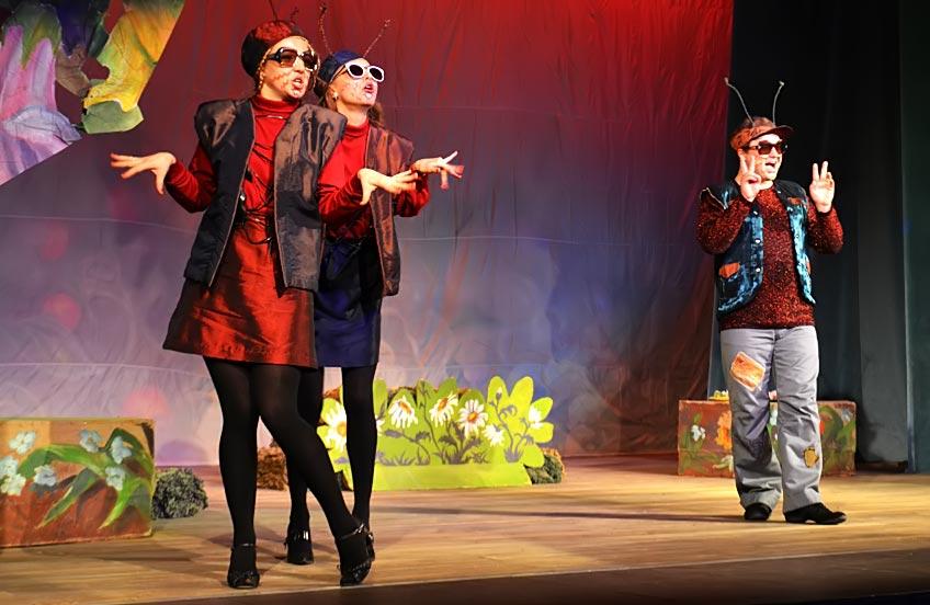 Театр юного зрителя в королеве афиша официальный сайт афиша театра эстрады петербург